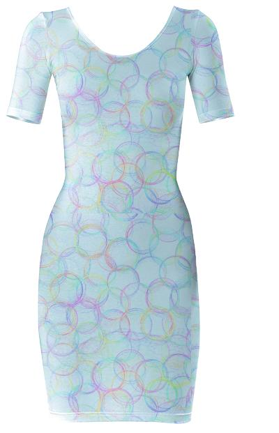 Bubble Up Bodycon