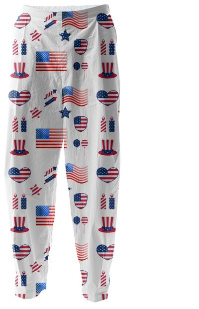 USA Relaxed Pants