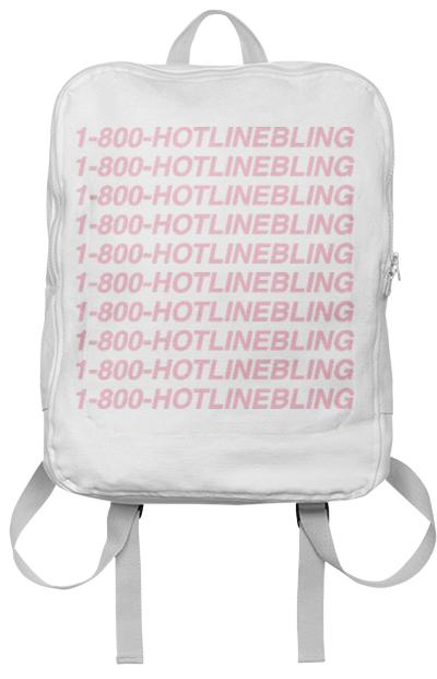 Hotline Bling Bag