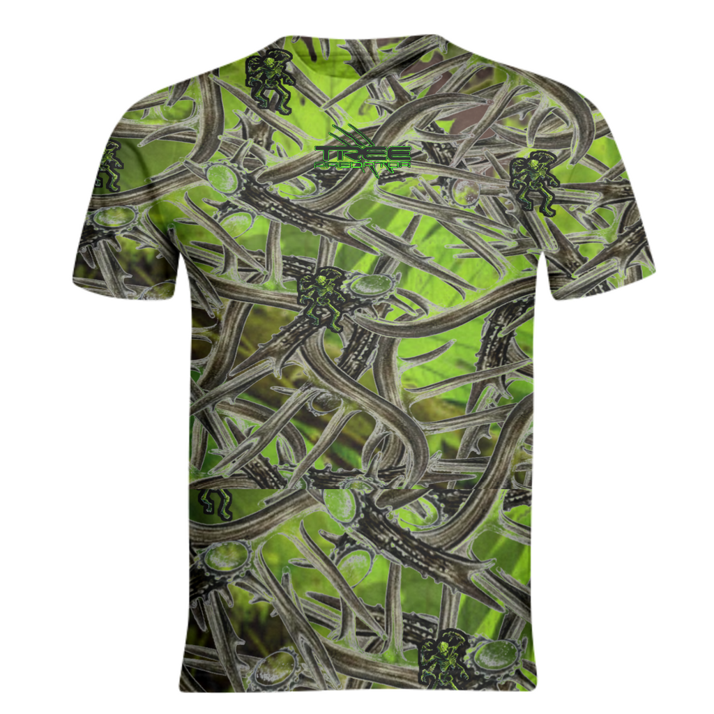SKELETON CAMO SHIRT