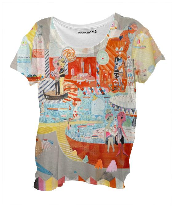 BIG ROCK CANDY MOUNTAIN TEE