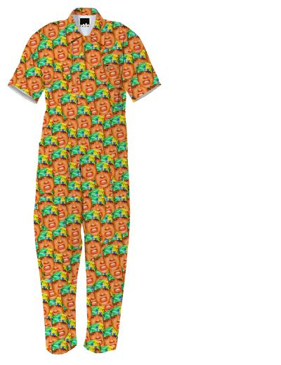 DEANSACE SPRING COLLECTION JUMPSUIT