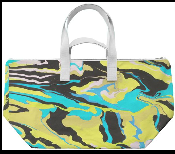 PAOM, Print All Over Me, digital print, design, fashion, style, collaboration, babe-decor, babe decor, Weekend Bag, Weekend-Bag, WeekendBag, Forever, autumn winter spring summer, unisex, Poly, Bags