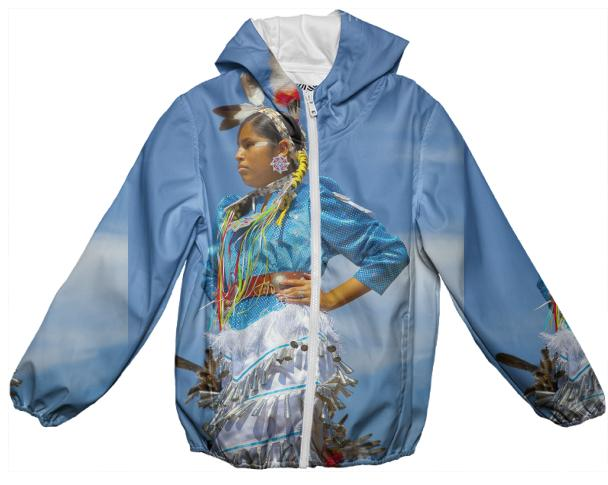 The Pow Wow Rain Jacket