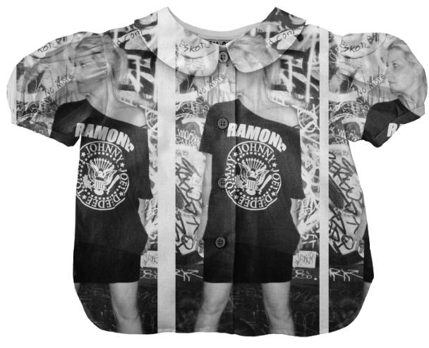 Rock Baby Blouse