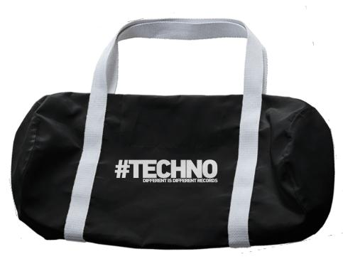 Hashtag Techno Bag