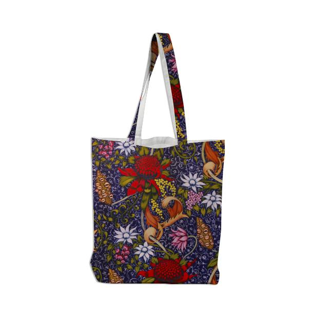Sydney Flowers Tote