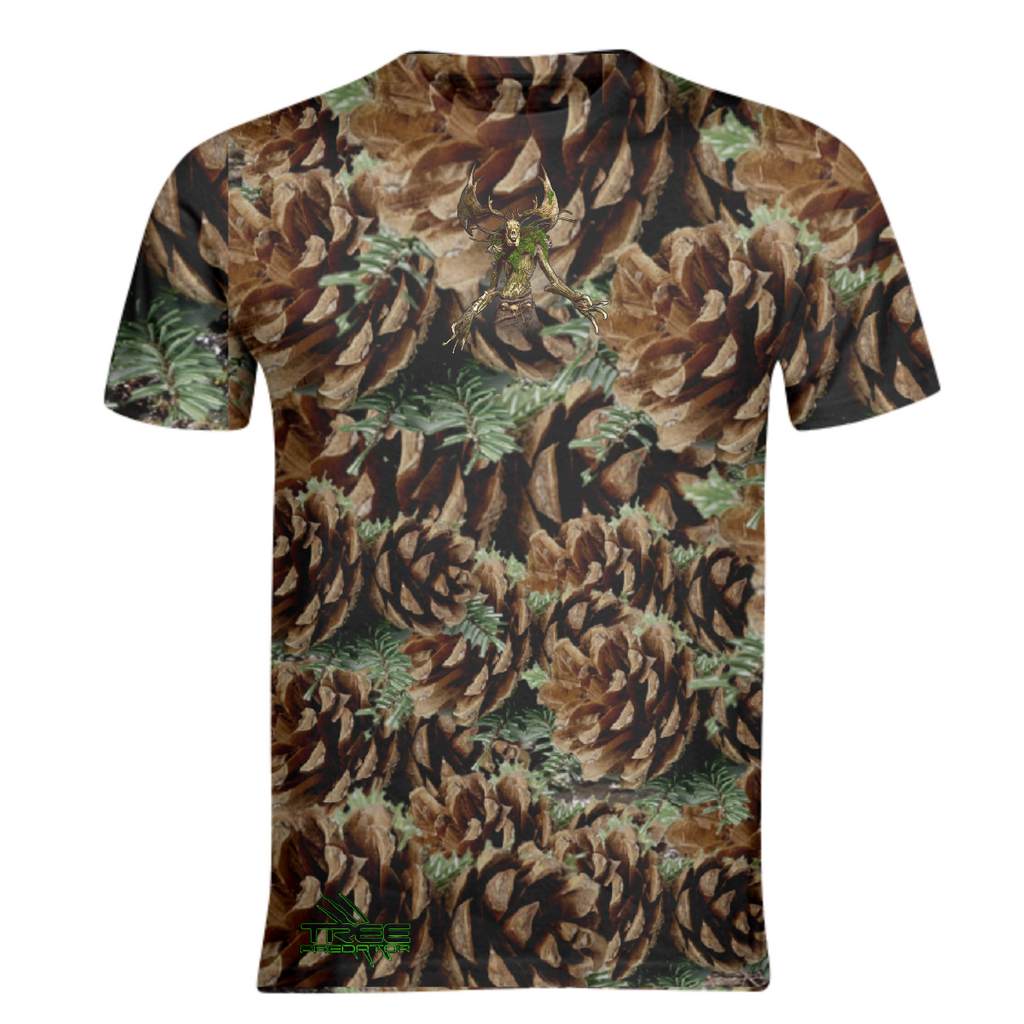 GAME CHANGER CAMO SHIRT