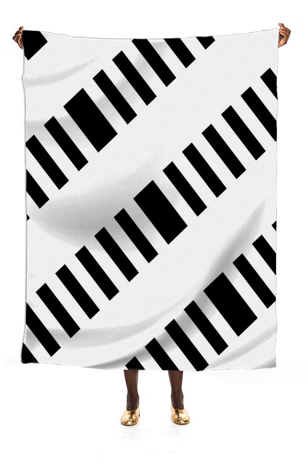 black and white pattern no 1