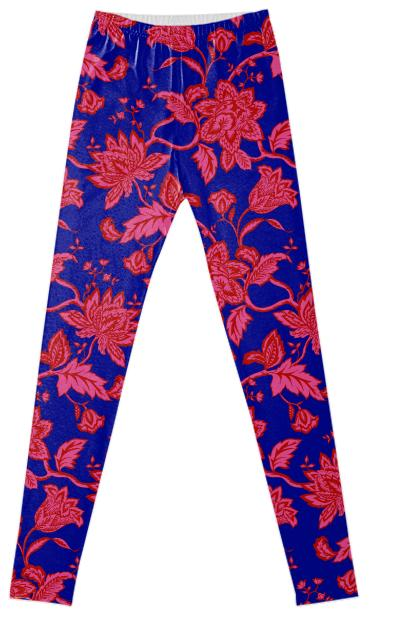 PRINT BINT wallpaper print leggings