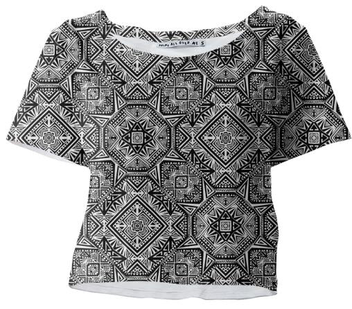 Mono Graphic Egypt Crop