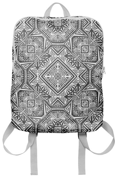 Mono Graphic Egypt Backpack