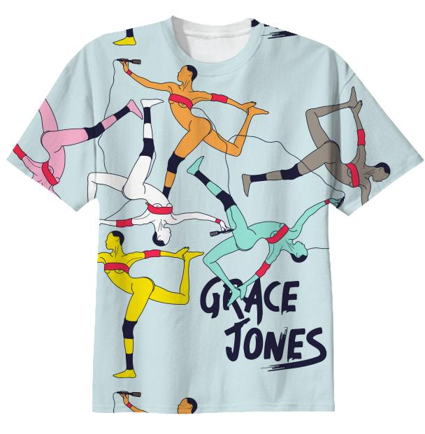 Grace Jones T shirt