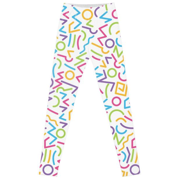 CMYK Leggings