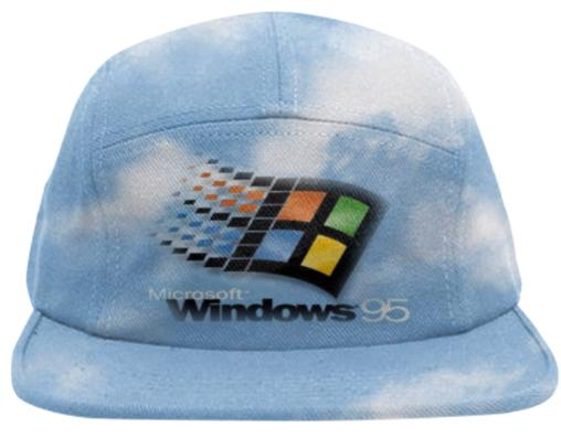 Windows 95 Hat