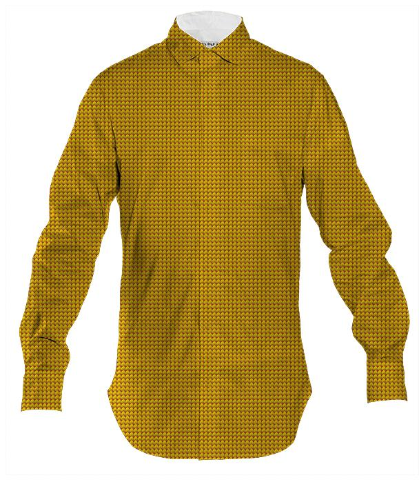 Yellow Rose Men s Button Down