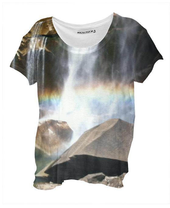 Vernal Falls Drape Shirt