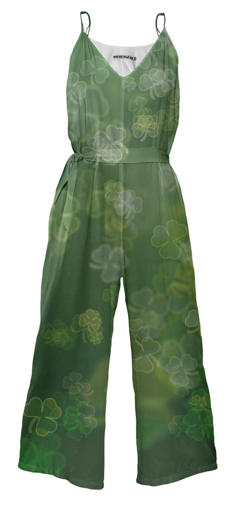 Lucky Shamrocks Jumpsuit