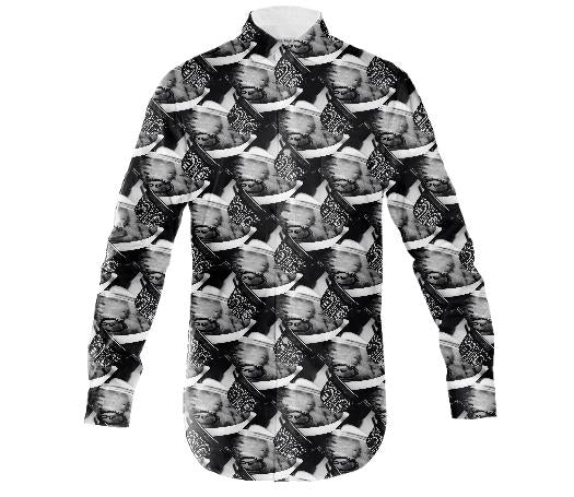 Snaggin Beatz Men s Dress Shirt