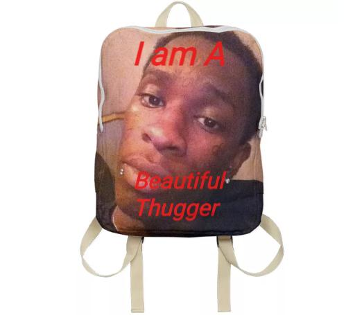 Beautiful Thugger Backpack
