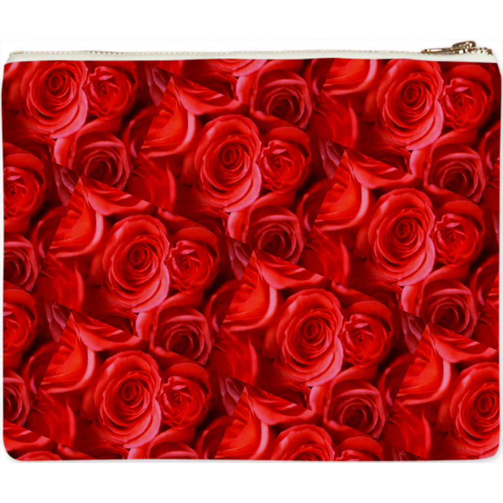 LOVELY ROSY CLUTCH