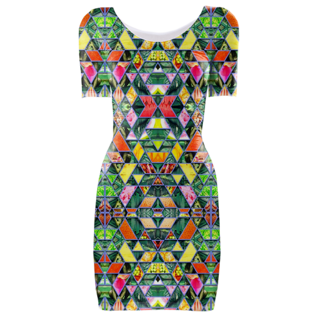 PAOM, Print All Over Me, digital print, design, fashion, style, collaboration, babyboofiji, Bodycon Dress, Bodycon-Dress, BodyconDress, Taste, Fiji, autumn winter spring summer, unisex, Spandex, Dresses