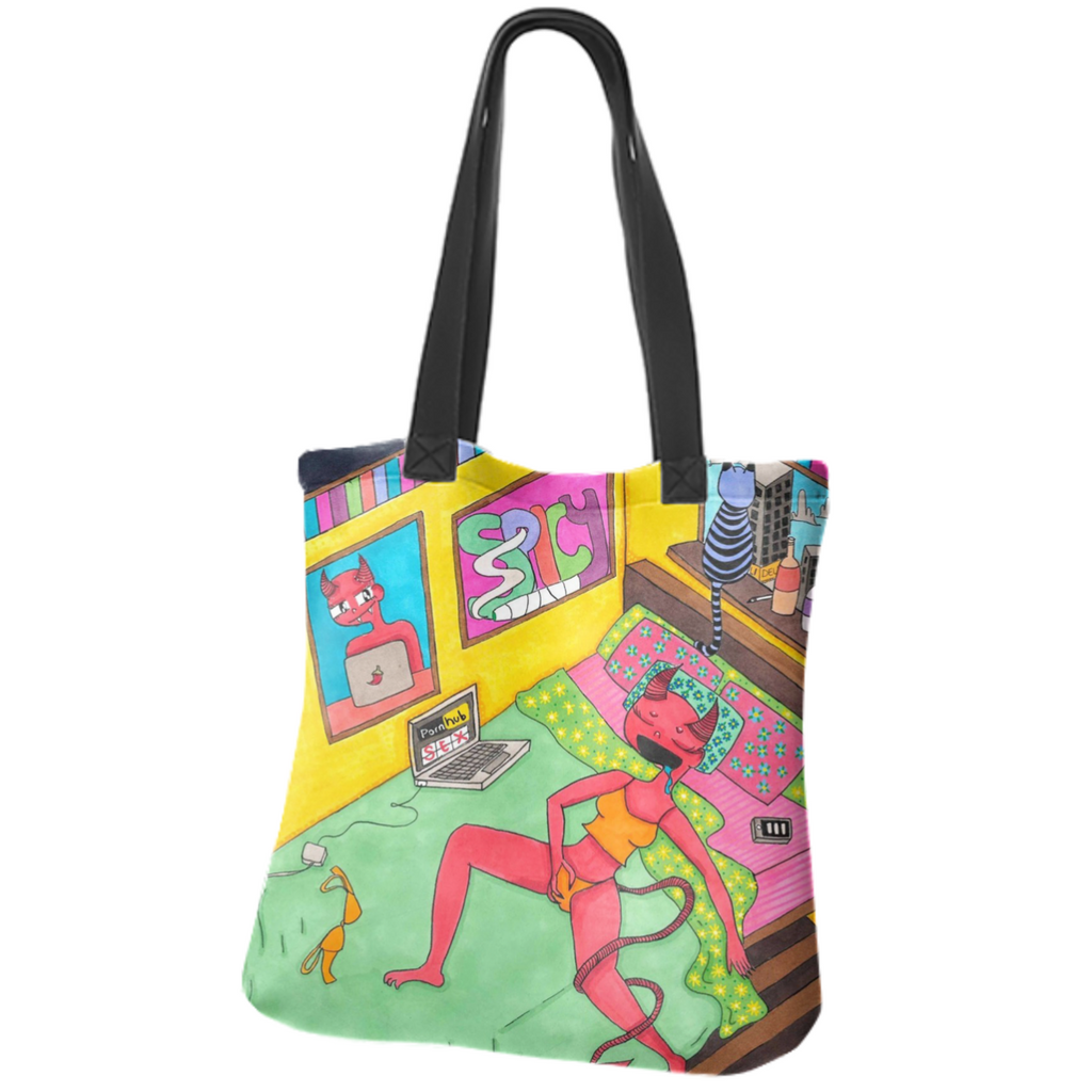 Spicy Time Tote