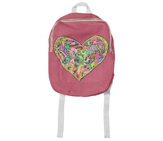 Pop n Sweets Kids Backpack