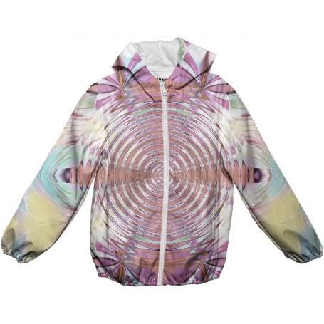 Ripples kids rain jacket