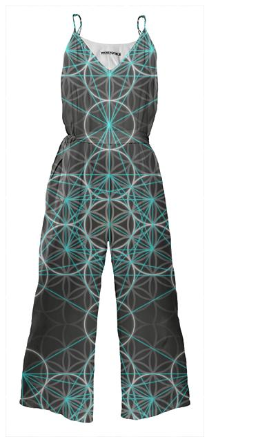 Ascension Activation Tie Waist Jumpsuit