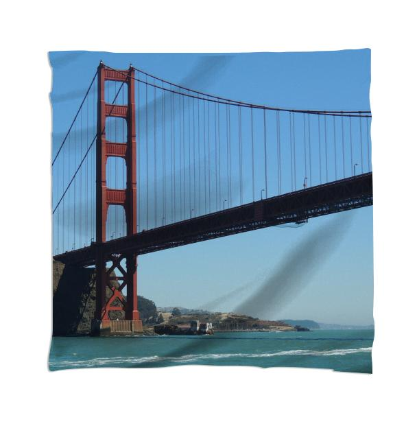 Golden Gate Scarf