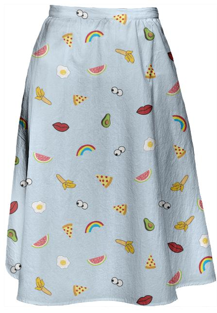 Fun Objects Skirt