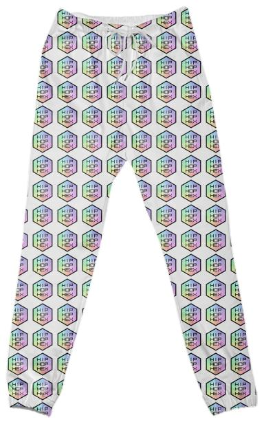 Hip Hop Hex Cotton Pants