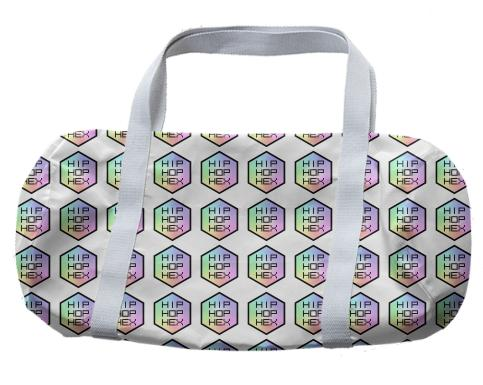 Hip Hop Hex Duffle Bag