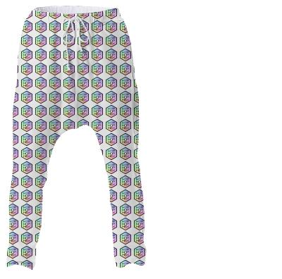 Hip Hop Hex Drop Pant