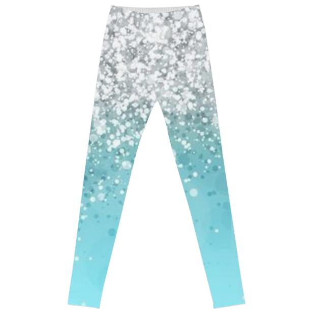 your truth sparkle leggings