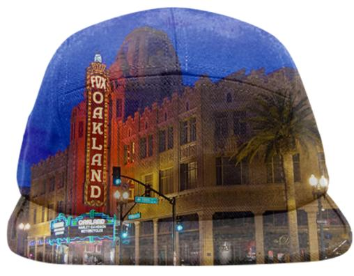 Telegraph Ave Fox Theater Oakland Cap