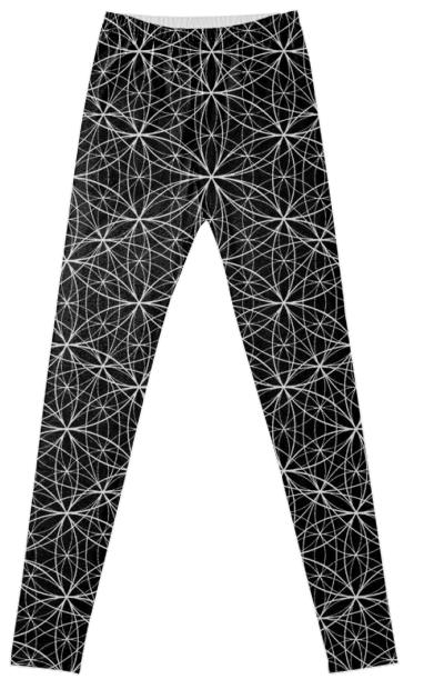 flower of life tights