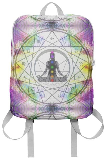 COSMIC SPIRAL 14 BACKPACK