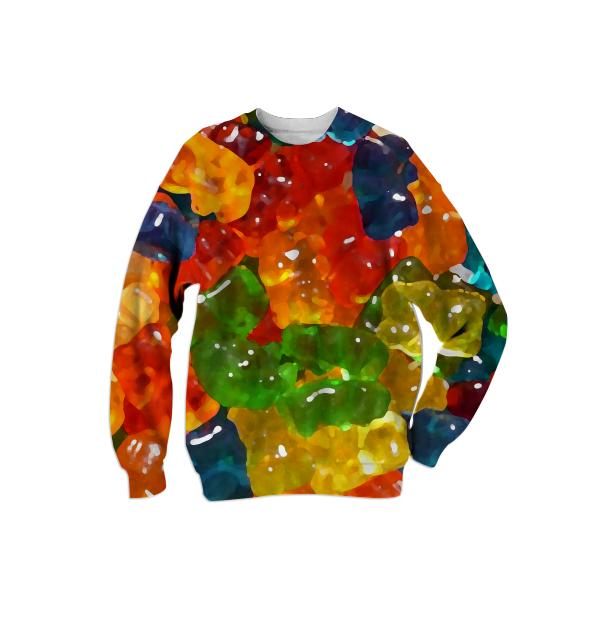 Gummy Bears Basic Sweatshirt