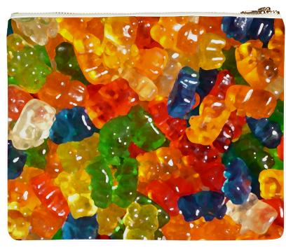 Gummy Bears Clutch