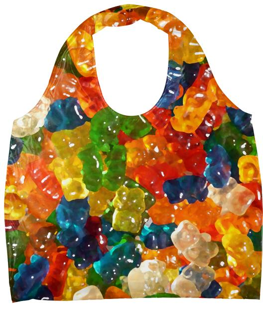 Gummy Bears Eco Tote