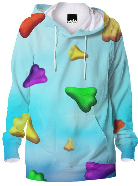 Jelly Planes Hoodie