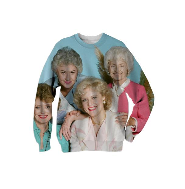 HELPSY The Golden Girls Sweatshirt