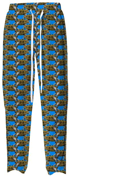 Diamondback Terrapin Pajama Pants
