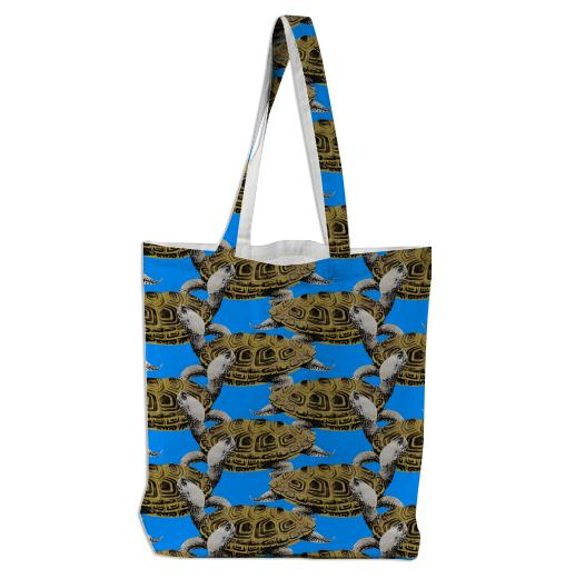 Diamondback Terrapins Tote Bag