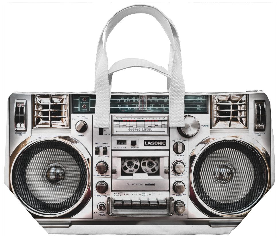 Boombox Weekend Bag