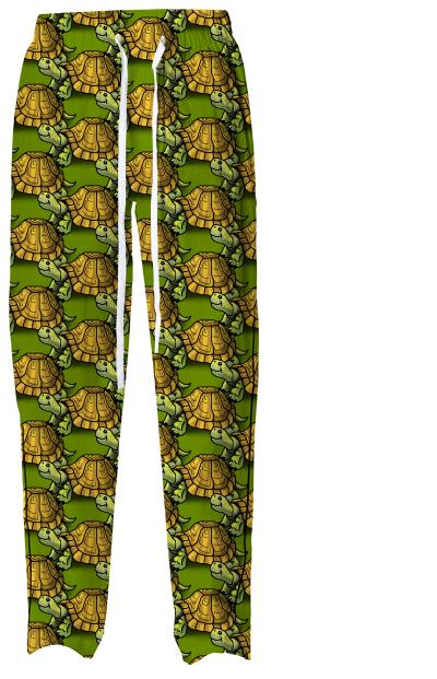 Turtles Pajama Pants