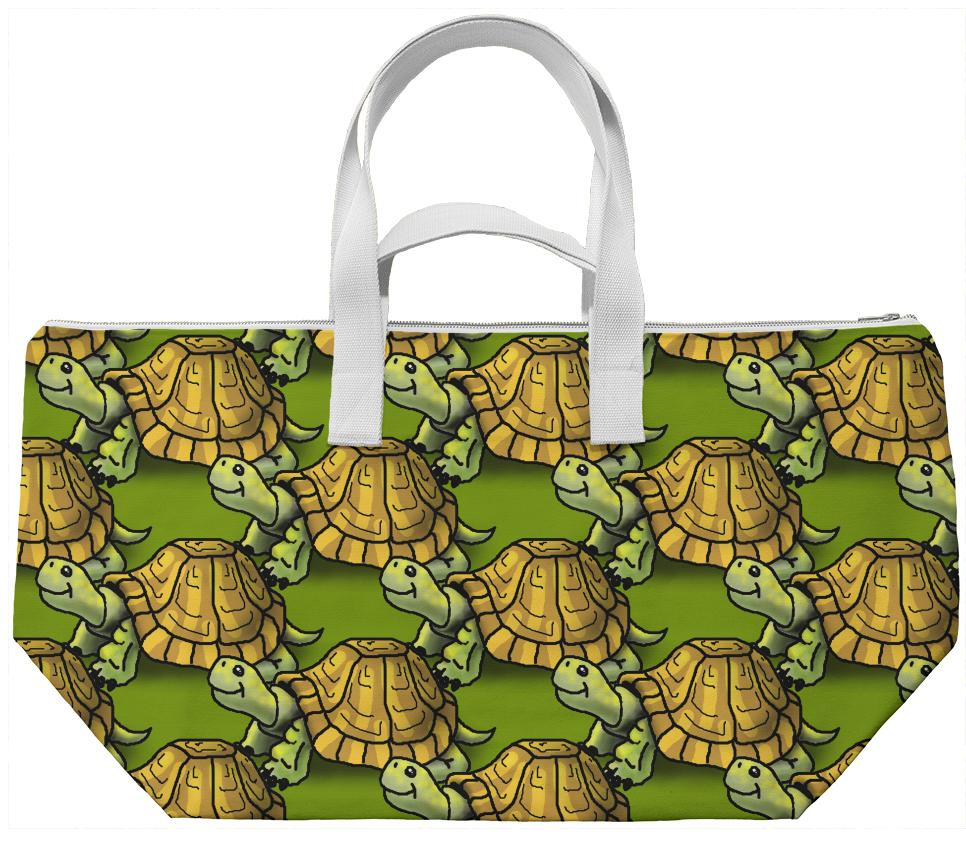 Turtles Weekend Bag