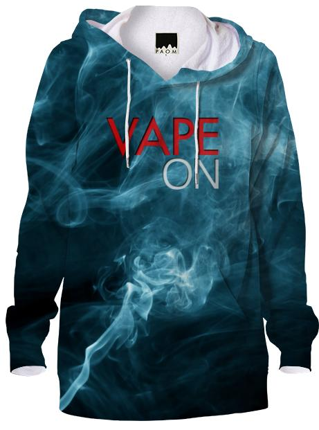 Blue Smoke Vape On